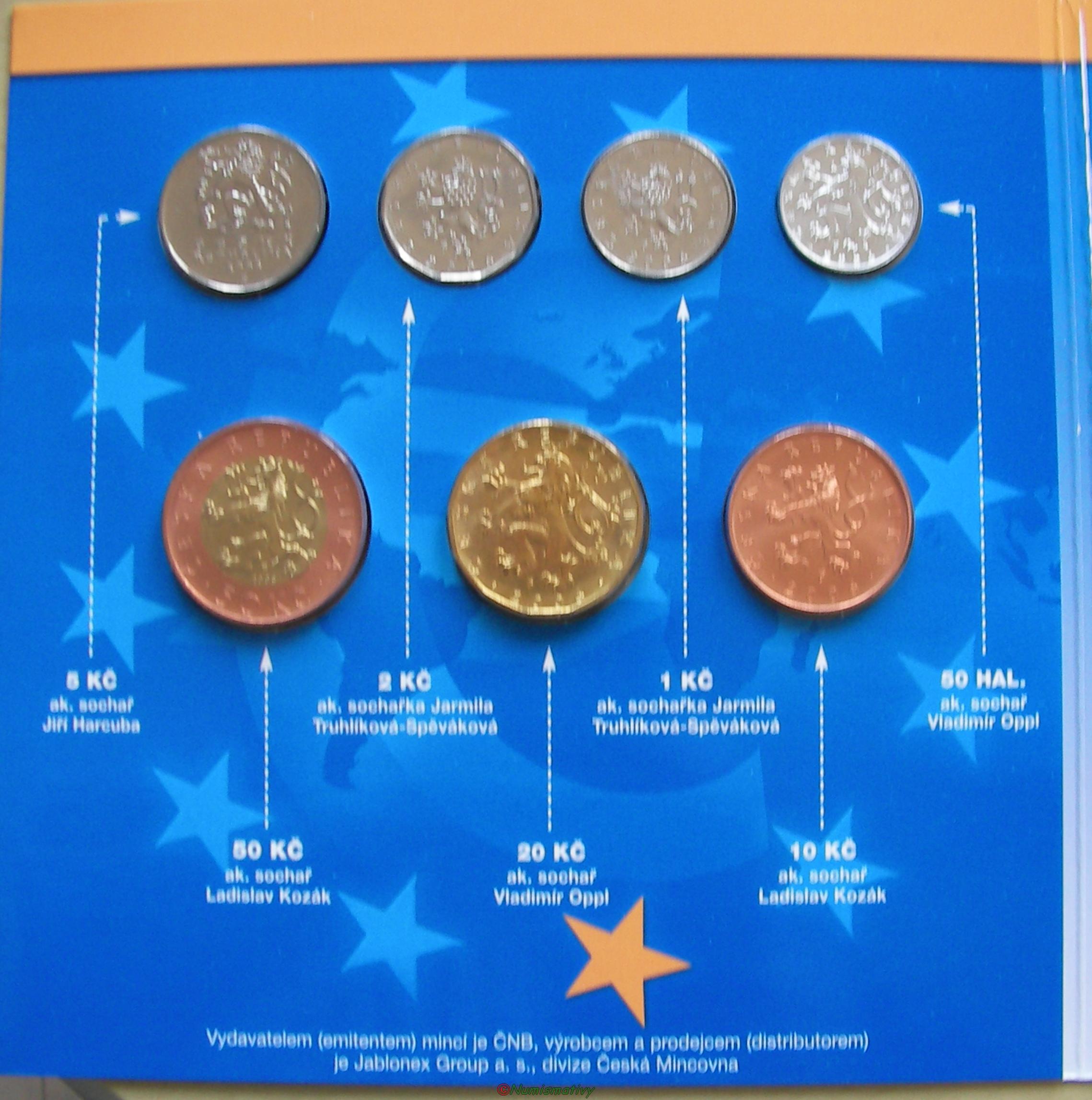 couronne tchèque en euro