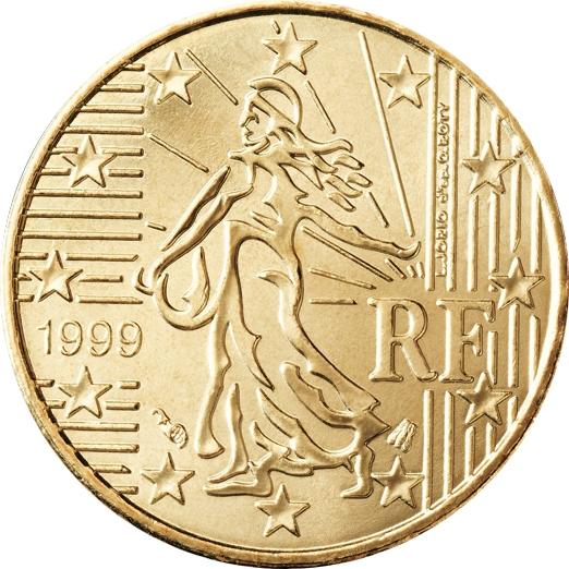 concours des pièces euros : france