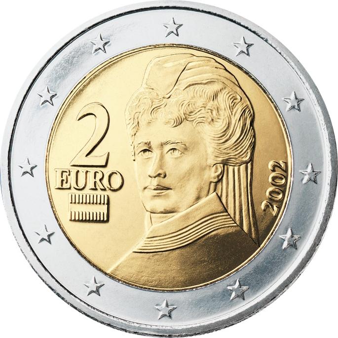 Euro Legende Des Tranches Des Pieces De 2 Euros Tous Pays